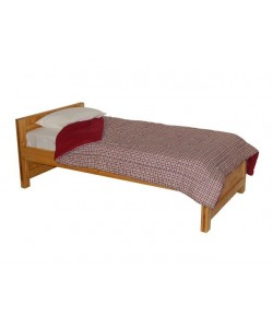 Classic Bed Lowboy