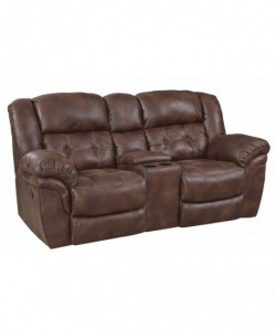 Sentry Double Reclining Loveseat