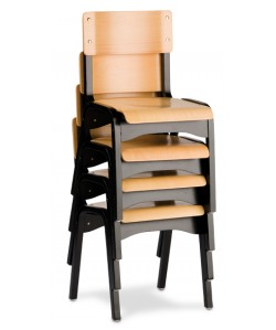 Carlo Stackable Chair