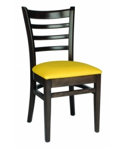 Carole Side Chair with Cushion
