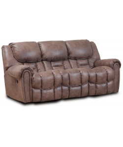 Xtinguisher Double Reclining Sofa