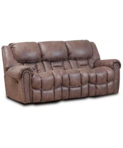 Xtinguisher Double Reclining Sofa