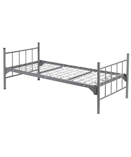 Series 300 Single Bed Round Tube