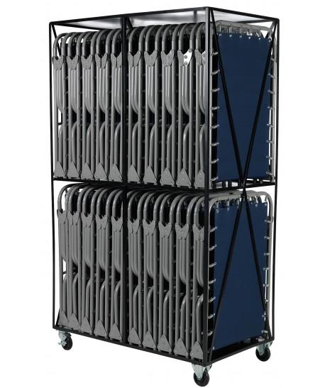 Series 100 Folding Cot Cart