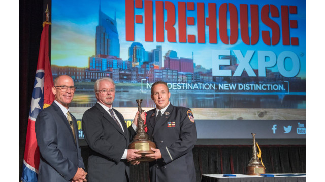 FHExpo16: Firehouse Recognizes Winners in Valor & Community Service Awards Program